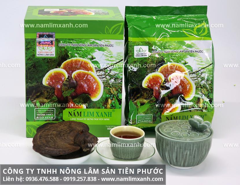 Giá nấm lim xanh Quảng Nam của Công ty TNHH Nông lâm sản Tiên Phước
