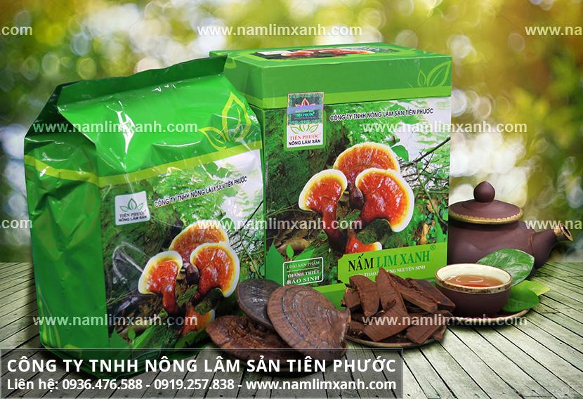 Giá nấm lim xanh Tiên Phước bao nhiêu 1kg chuẩn nấm lim rừng tự nhiên