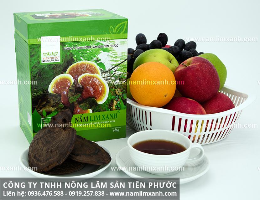 Nấm lim xanh có giá bao nhiêu ở Đà Nẵng và giá tiền mua nấm lim rừng