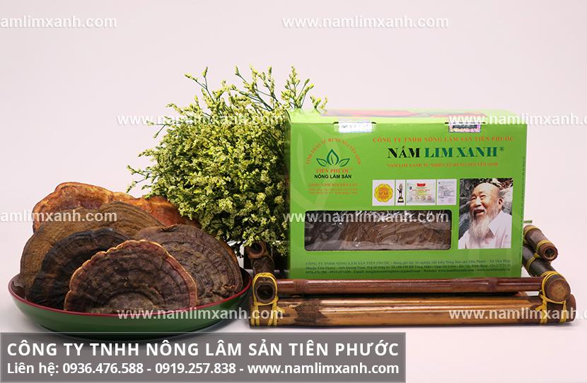 Nấm lim xanh giá bao nhiêu và nấm lim xanh rừng có giá bao nhiêu 1kg?