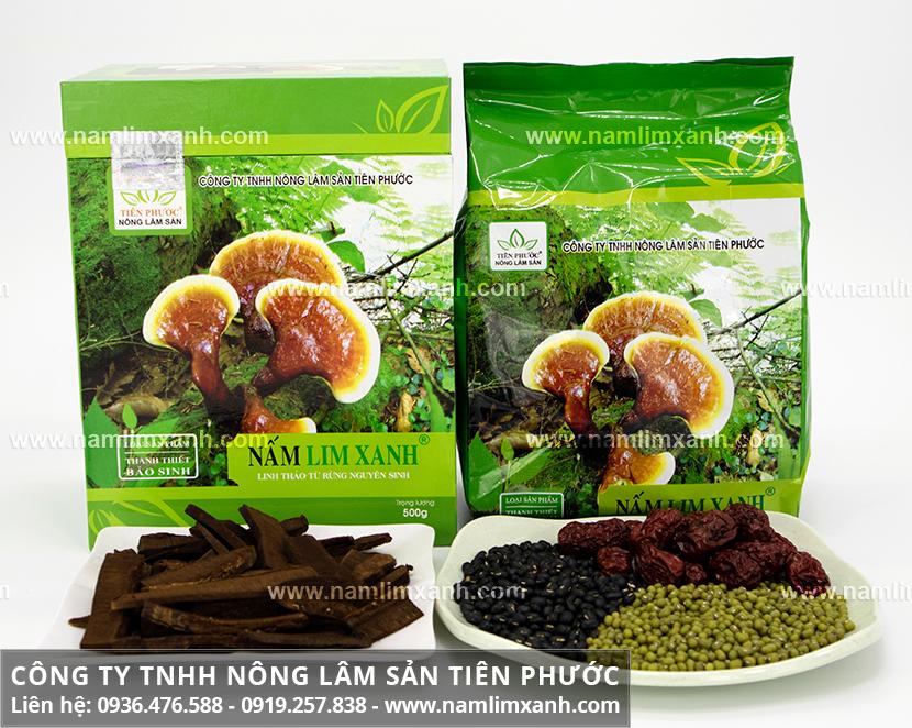 Nấm lim xanh Hà Nội và nấm lim xanh rừng tại Hà Nội có giá bao nhiêu?