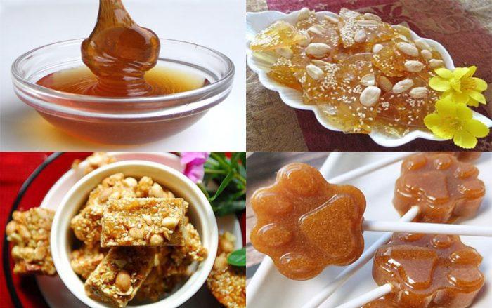 Cách dùng kẹo mạch nha