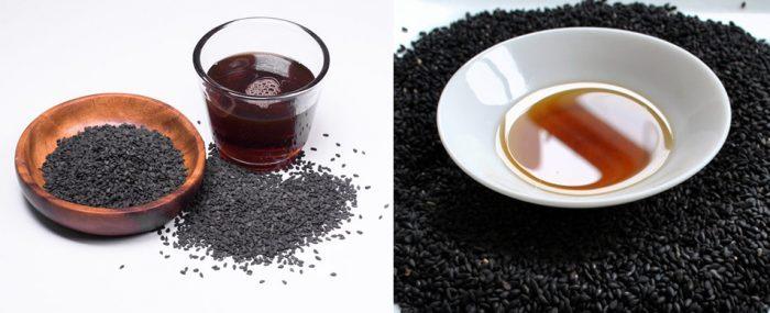 cách làm dầu mè đen tại nhà (01)