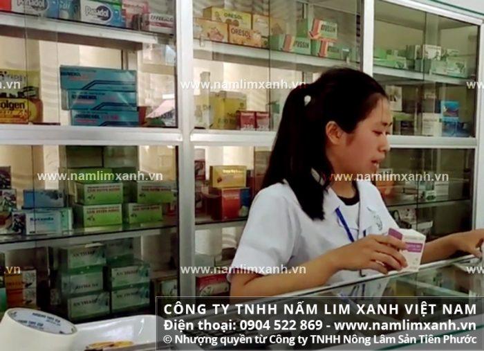 Đại lý bán nấm lim xanh chất lượng ở Thái Nguyên