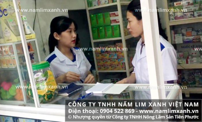 Đại lý bán nấm lim xanh đạt chuẩn tại Nam Định