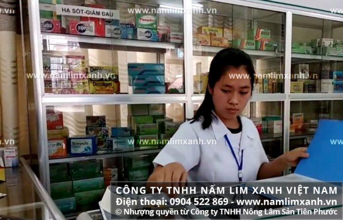 Đại lý bán nấm lim xanh Quảng Nam chuẩn tại Hòa Bình