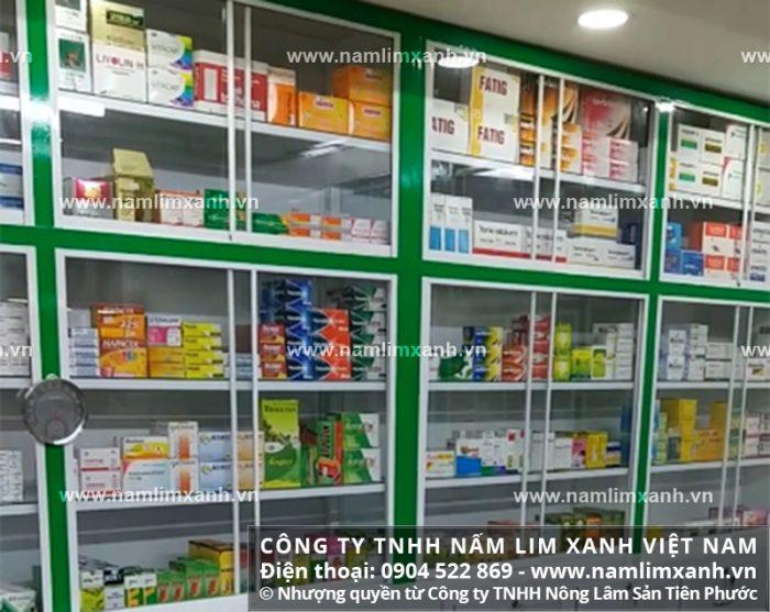 Đại lý bán nấm lim xanh Quảng Nam chuẩn tại Trà Vinh