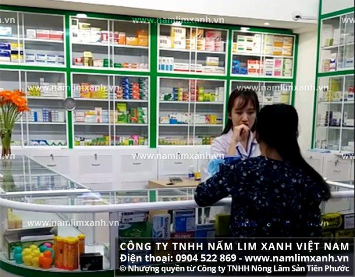 Đại lý bán nấm lim xanh rừng tự nhiên uy tín tại Bình Phước