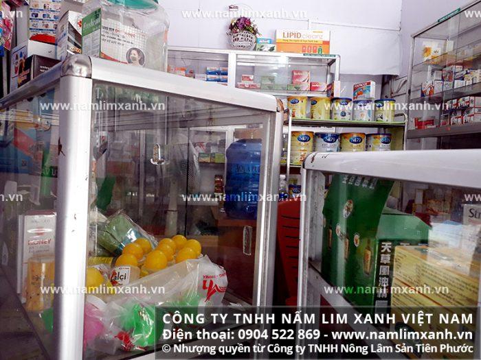 Đại lý bán nấm lim xanh rừng tự nhiên uy tín tại Điện Biên