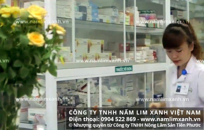 Đại lý bán nấm lim xanh tại Đồng Nai