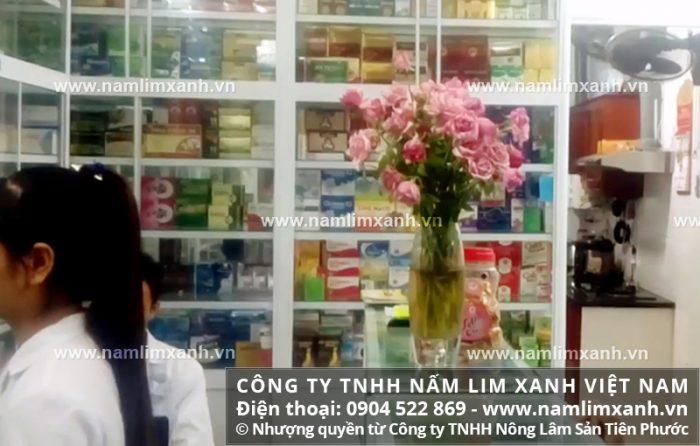 Đại lý ủy quyền bán nấm lim xanh tại Lạng Sơn