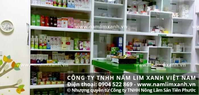 Đại lý ủy quyền kinh doanh nấm lim xanh tại Thái Bình