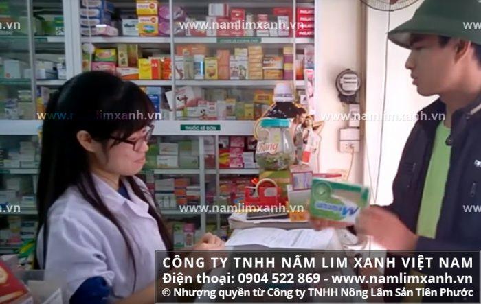 Địa chỉ bán nấm cây gỗ lim xanh rừng tự nhiên của Công ty TNHH Nấm lim xanh Việt Nam tại Hà Giang