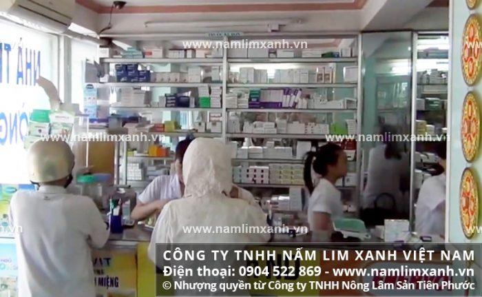 Địa chỉ bán nấm lim xanh chính hãng tại Bình Thuận