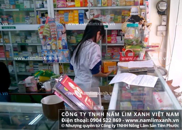 Địa chỉ bán nấm lim xanh rừng tự nhiên của Công ty TNHH Nấm lim xanh Việt Nam tại Gia Lai