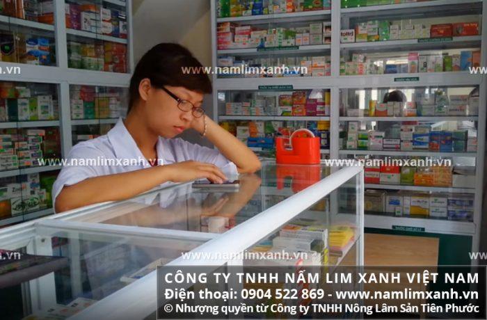 Địa chỉ bán nấm lim xanh rừng tự nhiên của Công ty TNHH Nấm lim xanh Việt Nam tại Sơn La
