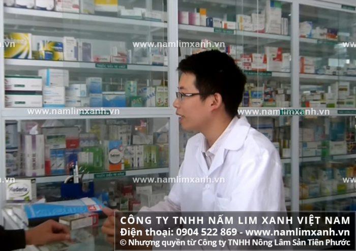 Địa chỉ bán nấm lim xanh uy tín, chất lượng tại Bắc Giang
