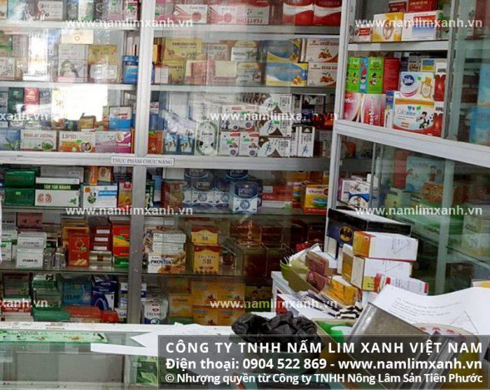 Mua bán nấm lim xanh rừng ở đâu tại Vũng Tàu và cách dùng nấm lim