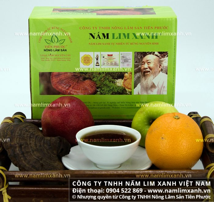 Mua nấm lim xanh tại Công ty TNHH Nấm lim xanh Việt Nam để đảm bảo an toàn sức khỏe