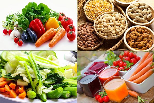Cân bằng thành phần dinh dưỡng trong mỗi bữa ăn