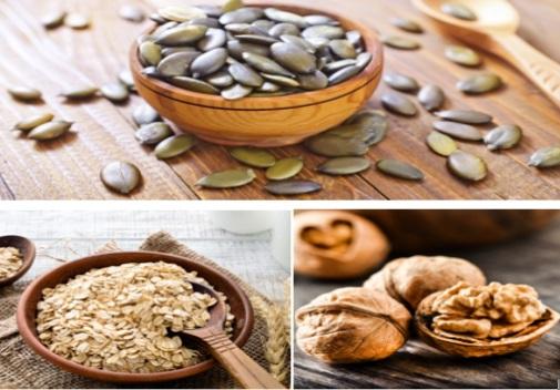 Các loại hạt nhiều chất dinh dưỡng có lợi cho hệ miễn dịch