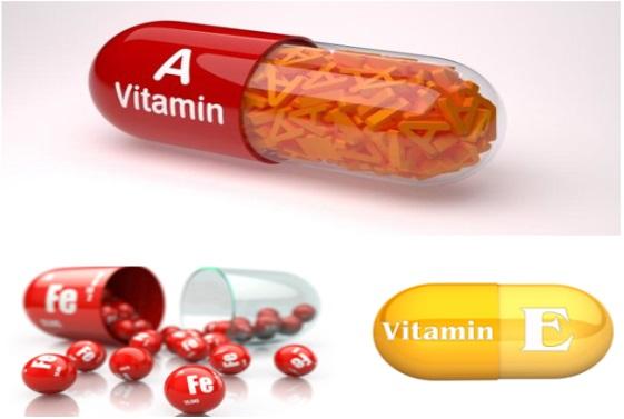 Các loại thuốc chứa Vitamin giúp tăng miễn dịch cơ thể