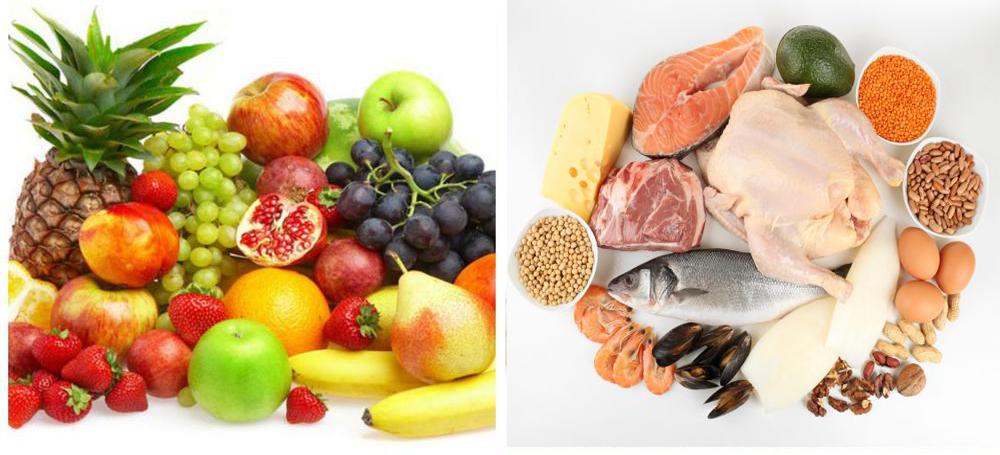 Ăn uống đủ chất dinh dưỡng là cách để tăng cường hệ miễn dịch