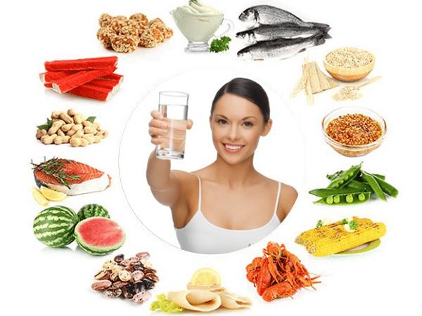 Chế độ ăn giúp cho đường hô hấp mạnh khỏe hơn