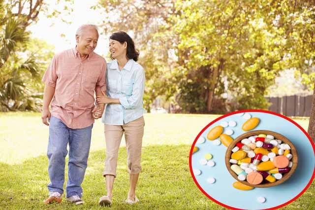 Thuốc tăng cường sức đề kháng giúp cơ thể người lớn tuổi luôn khỏe mạnh