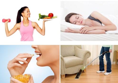Những thói quen lành mạnh giúp cơ thể tăng sức đề kháng
