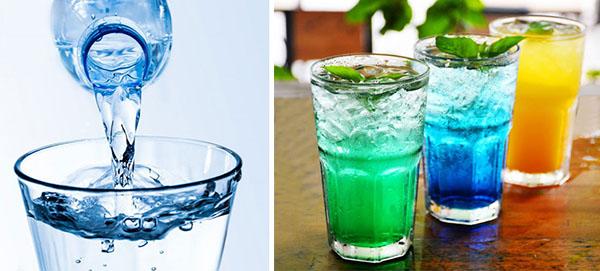Nước có công dụng cao đối với việc tăng đề kháng cơ thể