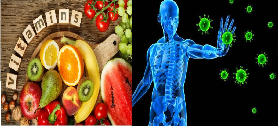 Tăng sức đề kháng bằng việc bổ sung thực phẩm khoa học