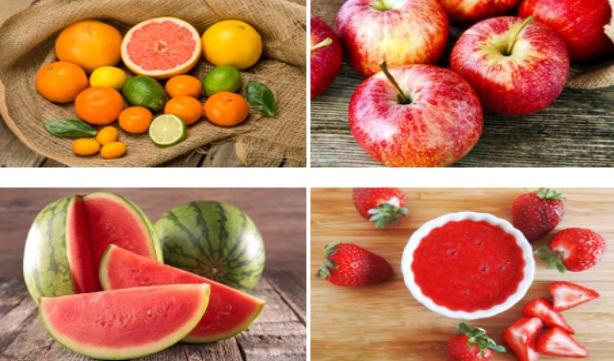 Trái cây chứa nhiều Vitamin tốt cho cơ thể