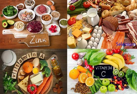 Những loại Vitamin tăng cường sức đề kháng cho người lớn