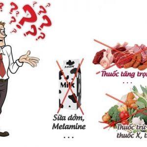 Người Việt đang đối mặt với nỗi lo ung thư do thực phẩm bẩn